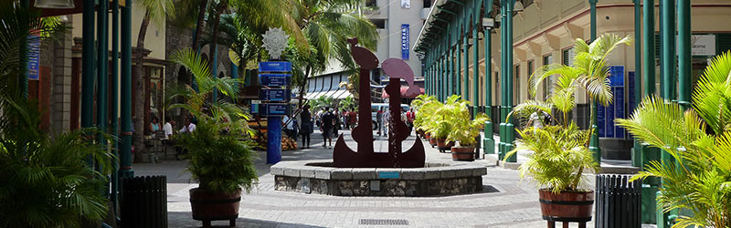What to do in Port Louis, Mauritius : Seafront Caudran