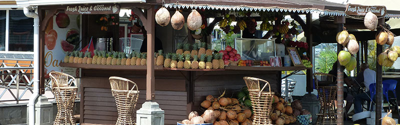 What to do in Port Louis, Mauritius : The Central Market